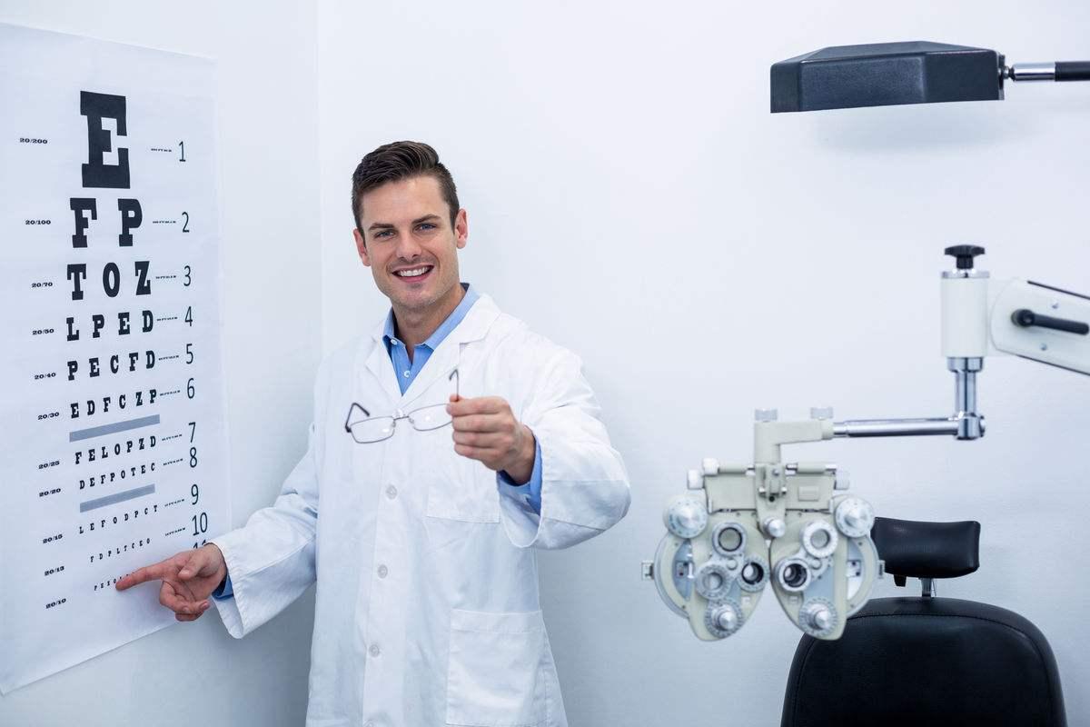 眼科医疗行业竞价托管案例